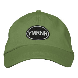 Weimaraner Nation : Embroidered YMRNR Embroidered Baseball Cap