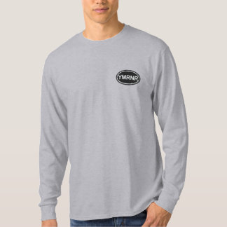 Weimaraner Nation : Embroidered YMRNR Embroidered Long Sleeve T-Shirt
