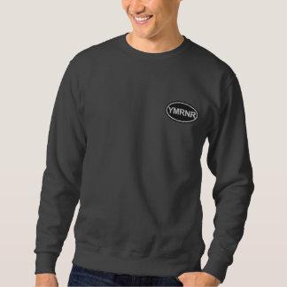 Weimaraner Nation : Embroidered YMRNR Embroidered Sweatshirt