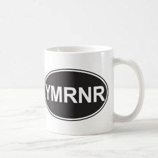 Weimaraner Nation : Euro YMRNR Coffee Mug
