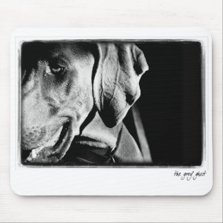 Weimaraner Nation : The Grey Ghost Mouse Mat