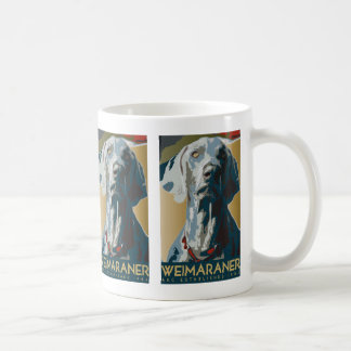 Weimaraner Nation : Weimaraner 1943 Mug