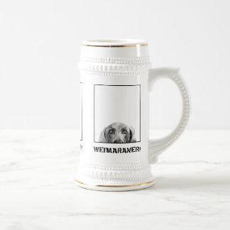 Weimaraner Nation : Weimaraner In A Box! Beer Stein