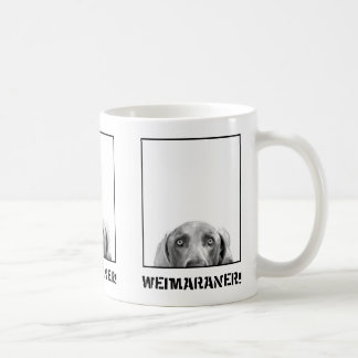 Weimaraner Nation : Weimaraner In A Box Mug