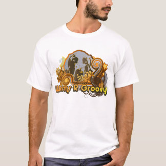 Weimaraner Nation : Weims 'R' Groovy! T-Shirt