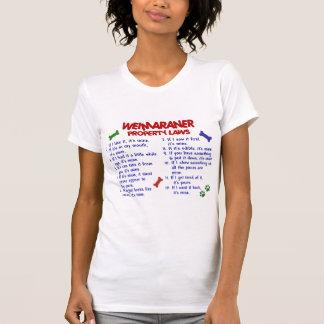 WEIMARANER Property Laws 2 T-Shirt