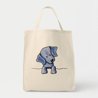 Weimaraner Puppy Tote Bag