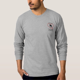 Weimaraners Must Be loved T-Shirt
