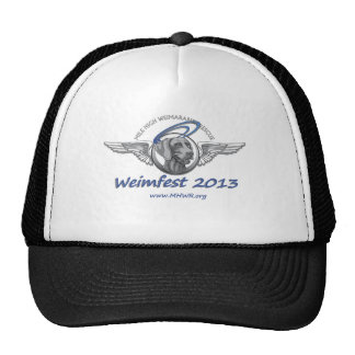 WeimFest.png Trucker Hats