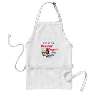 Weiner 2013 Mayor Standard Apron
