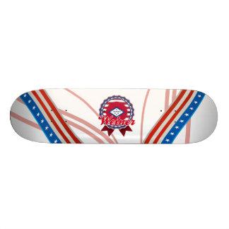 Weiner, AR Custom Skateboard