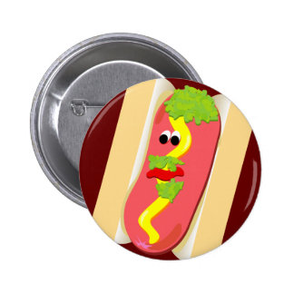 weiner character pin