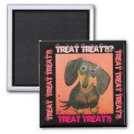 Weiner Dog Treat Magnet