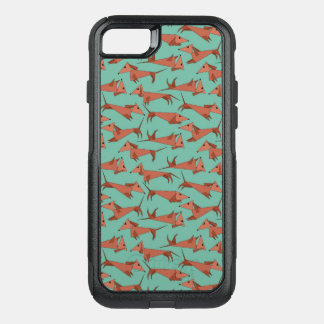 Weiner dogs on an Otterbox iphone 8/7 case.