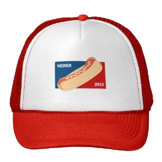 WEINER IN 2012 MESH HAT