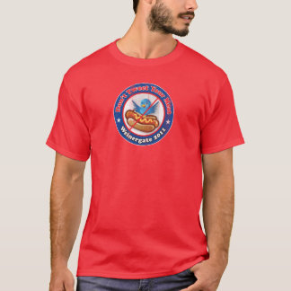 Weinergate 2011 - Don't Tweet Your Meat T-Shirt