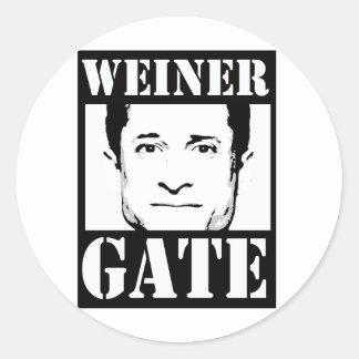 Weinergate Sticker