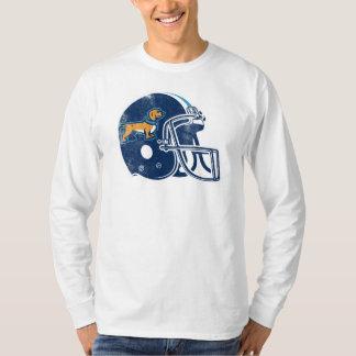 Weiners Football Distressed Helmet T-Shirt