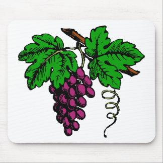 weintrauben vine grapes vine mouse pad