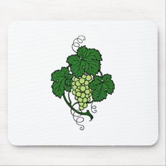 weintrauben vine grapes vine mouse pads