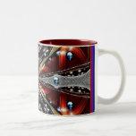 Weird Alien Art - Coffee Mugs