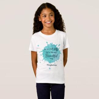 Weird but Beautiful #BringBackNice T-Shirt