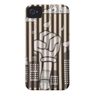Weird City iPhone Case Case-Mate iPhone 4 Case
