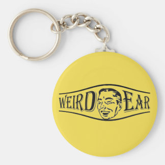 Weird Ear Key Ring