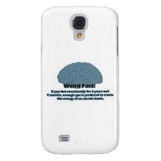 Weird Fact - Atomic Fart Galaxy S4 Covers