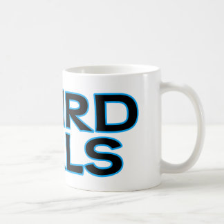 Weird Girls LARGE LOGO Graphic Mug