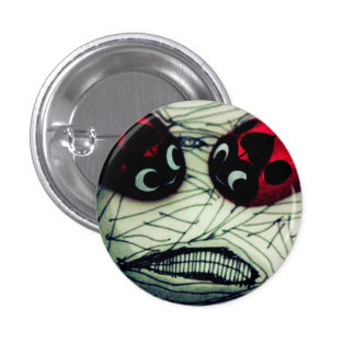 weird is better - Funny Mummy & Ladybird Badge