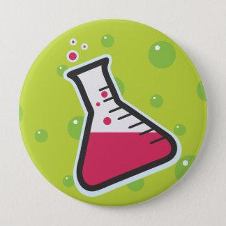 Weird Science 10 Cm Round Badge