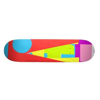 Weird Skateboard
