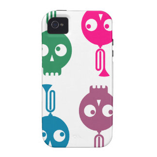 WEIRD SKULL iPhone 4/4S COVERS