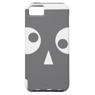 WEIRD SKULL CASE FOR THE iPhone 5
