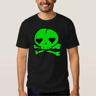 Weird Skull Goth Kawaii Style T-shirt