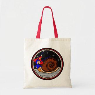 Weird Snail Tote Bag