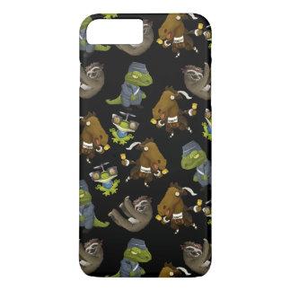 Weird, Spooky Animals iPhone 7 Plus Case