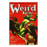 Weird Tales March 1942 Poster