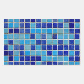 Weird Tetris jpg Rectangular Sticker