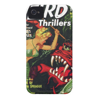 Weird Thrillers - Princess of the Sea iPhone 4 Covers