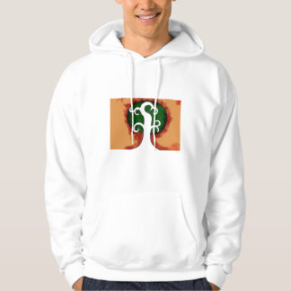 weird tree hoodie