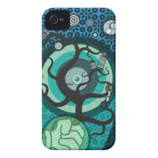 Weird Tree of Life iPhone Case iPhone 4 Covers