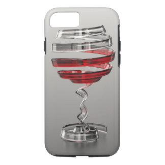 Weird Wine Glass Tough iPhone 7 Case