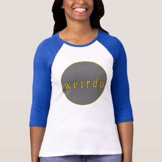 Weirdo Gold T-Shirt