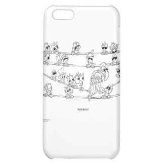 Weirdo jpg iPhone 5C cover