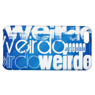 Weirdo; Royal Blue Stripes iPhone 5C Covers