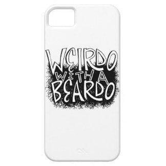 Weirdo with a Beardo Case For The iPhone 5