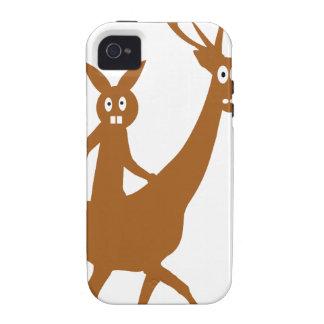 weirdos icon Case-Mate iPhone 4 case