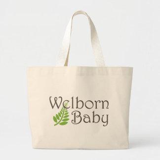 Welborn Baby Jumbo Tote